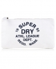 Superdry Athletic League Pencil Case Cream
