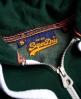 Superdry Osaka Sport Zip Hoodie  Green