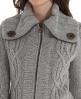 Superdry Super Collar Lite Grey