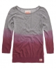 Superdry Sugar Cane Crew Knit Red
