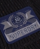 Superdry Orkney Scarf Navy