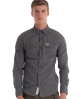 Superdry Washbasket Shirt Light Grey