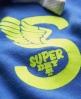 Superdry Swing Zip Hoodie Blue