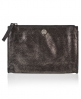 Superdry Sophia Zip Pouch  Gold
