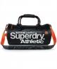 Superdry Athletic Barrel Bag Black