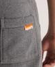 Superdry Pantalon de survêtement slim Gris Foncé
