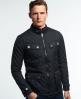 Superdry Apex Quilt Jacket Black