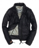 Superdry Fuji Biker Jacket Black