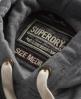 Superdry Appliqué Hoodie Grey