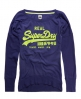 Superdry Vintage Burnout T-shirt