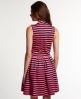 Superdry Premium Scuba Dress Pink