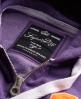 Superdry Night Train Hoodie Purple