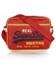 Superdry Mash Up Mini Alumni Bag Red