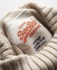 Superdry Pori Turtle Neck Cream