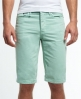 Superdry Colour Jean Shorts Green