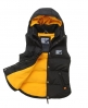 Superdry Hooded Camping Gilet Black