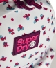 Superdry Ditsy Jungle Montana Rucksack White