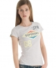 Superdry Diamond T-shirt Light Grey