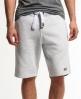Superdry True Grit Shorts Light Grey
