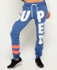 Superdry Sian Super Jogginghose Blau