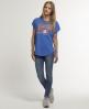 Superdry Japan 23 T-Shirt Blue