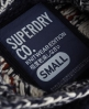 Superdry Hipster Henley Navy
