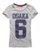 Superdry Osaka T-shirt Grey