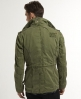 Superdry Flag Jacket Green