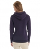 Superdry Hi Number 65 Hoodie Purple