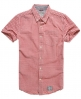 Superdry True Dry Oxford Shirt Red