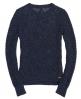 Superdry Shore Twist Sweater Navy