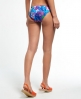 Superdry Hot Tropic Bikinihöschen Blau