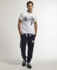 Superdry SD23 JPN Offset Joggers Navy