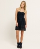 Superdry Broderie Dress Navy