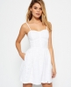 Superdry 50's Boardwalk Dress  White