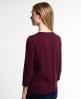 Superdry Folk Patch Shirt Rot