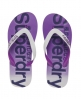 Superdry GT2 Fade Flip Flop Purple