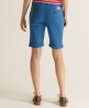 Superdry Tomboy Chino Shorts Blue