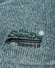Superdry Basic Tonal Embroidery Beanie Green