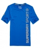 Superdry Sports Athletic T-shirt Blue