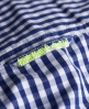 Superdry London Shirt Blue
