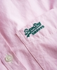 Superdry London Button Down Shirt Pink