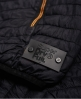Superdry Vintage Fuji Gilet Black