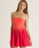 Superdry Dip Dye Dress Pink