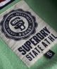 Superdry Track & Field Zip Hoodie Green
