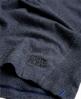 Superdry Camiseta de cuello redondo clásica IE Marino