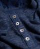 Superdry Peggy Grandad Skater-Kleid  Blau