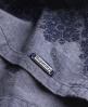 Superdry Folklore Skater Skirt Blue