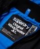 Superdry Pop Arctic SD-Windcheater mit Kapuze und Reißverschluss Schwarz
