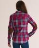 Superdry Lumberjack Patch Shirt Pink